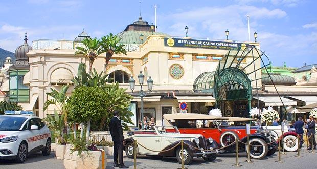 Café de Paris i Monaco