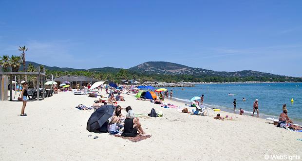 Port Grimaud strand