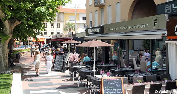 Saint-Raphaël restaurant